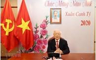 越中全面战略合作伙伴关系符合两国人民的愿望和基本利益