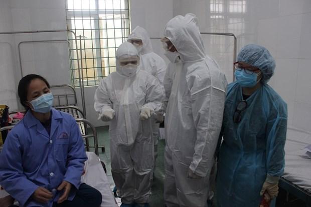 越南新发现第13例新型冠状病毒感染肺炎病例