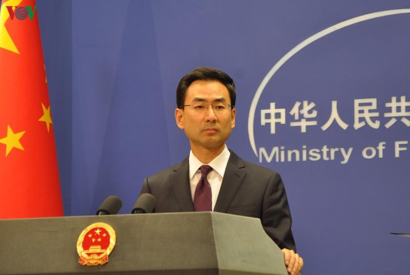 中国感谢越南为中国抗击疫情提供支持与帮助