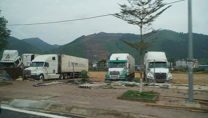越南广宁横莫-中国广西峒中边民互市点恢复运行