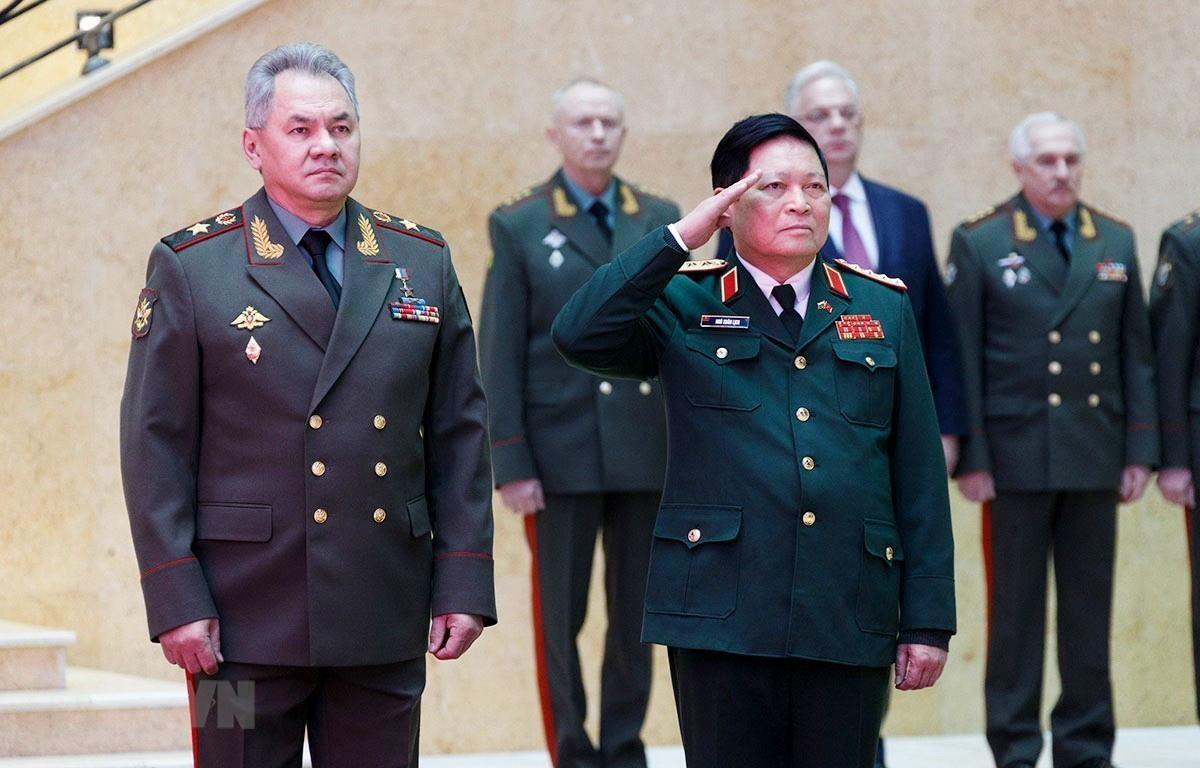 越俄防务合作助力维护地区和平与稳定