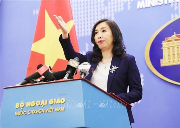 越南外交部加强在中国越南公民领事保护工作