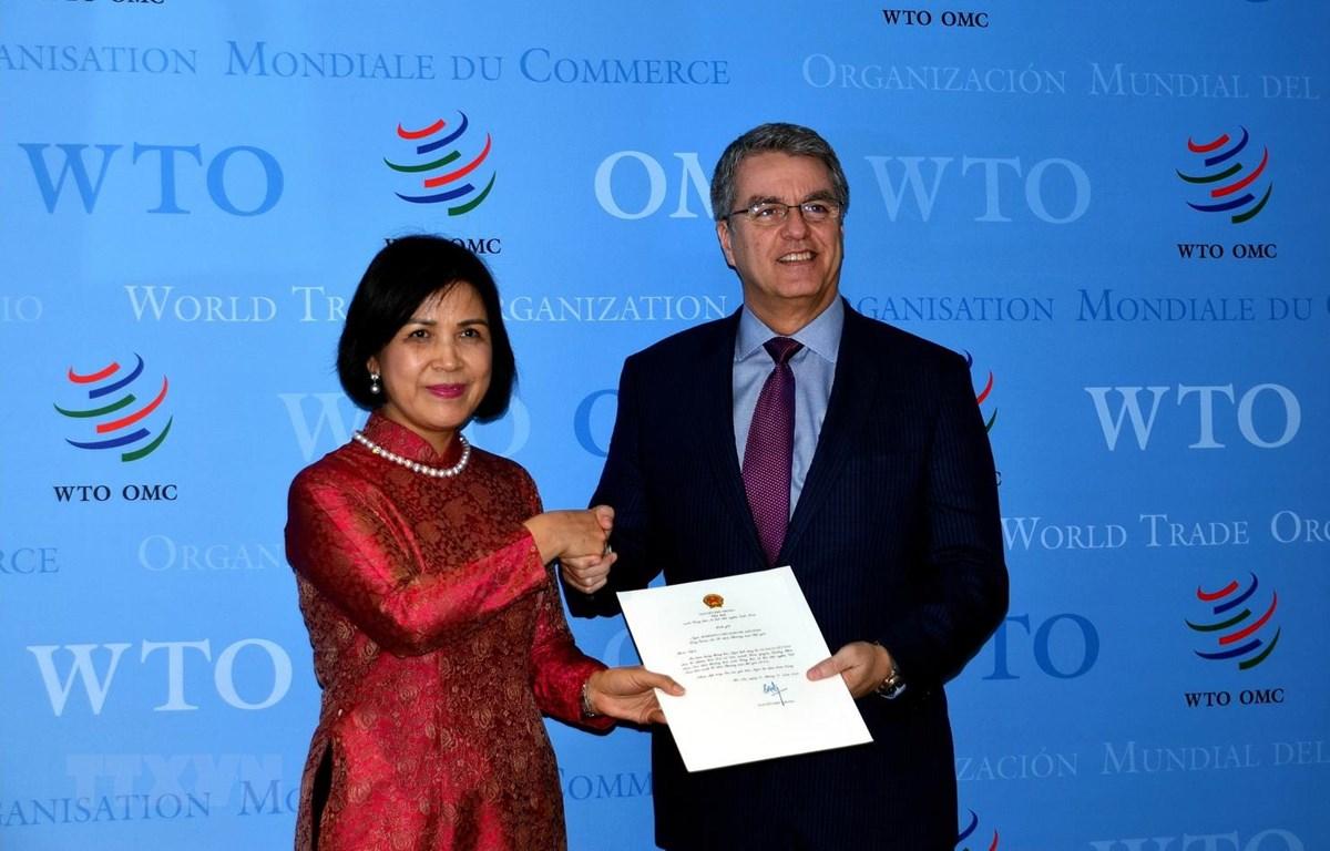 越南承诺同世贸组织保持紧密配合