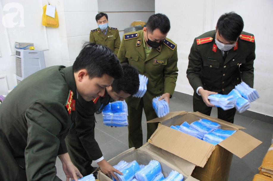 越南工贸部要求南方各省狠抓口罩和大米走私行为的监察打击工作