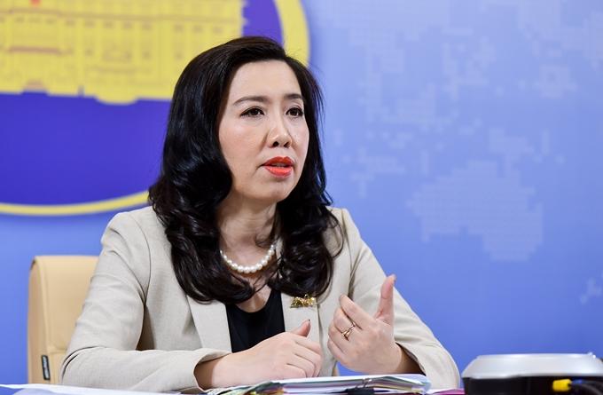 越南再次肯定对黄沙和长沙两个群岛的主权