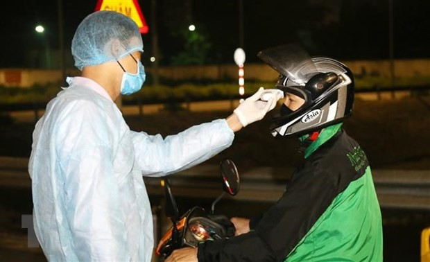胡志明市设立62个防疫站    督查新冠肺炎疫情防控工作
