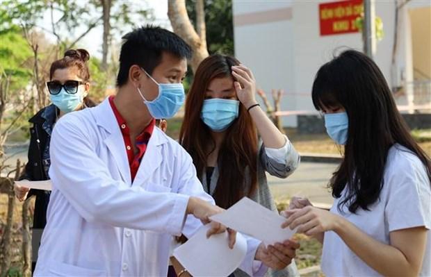 越南新增5例治愈病例 累计治愈90例
