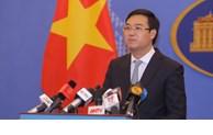越南驳斥中国对东海主权声索的错误观点