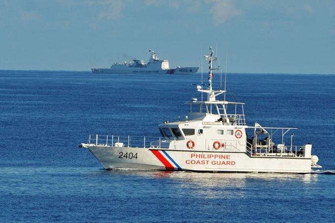 菲律宾声援越南反对中国在东海的挑衅行为