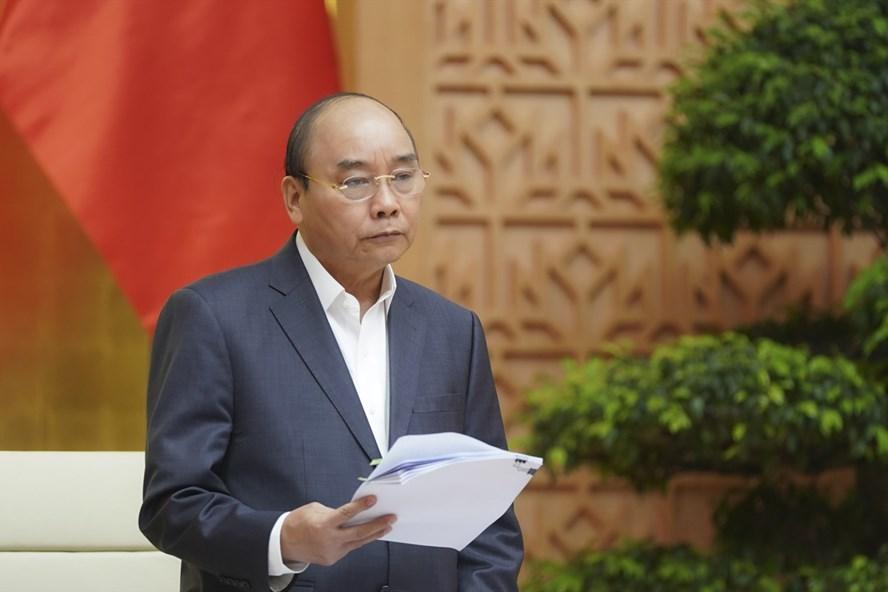 阮春福总理:严格处理不遵守社会隔离规定的对象