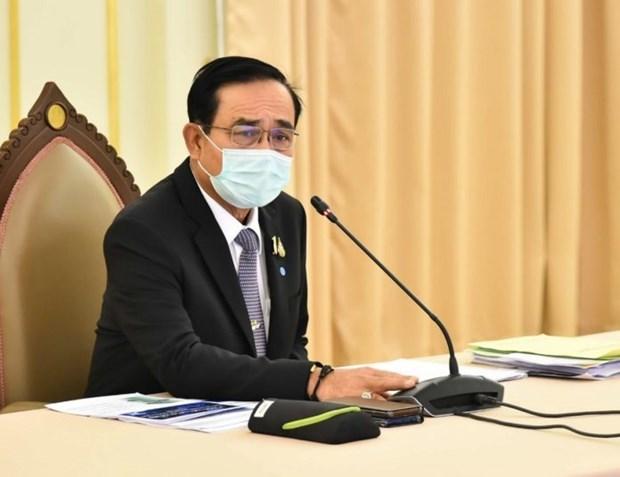 泰国今天开始实行全国宵禁