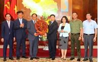 韩国驻越大使:北宁省是越南-韩国关系的典范