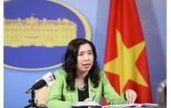 越南要求各方不采取使东海局势复杂化的行动