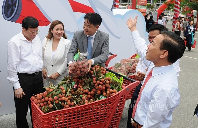 工贸部协助越南农产深入中国市场