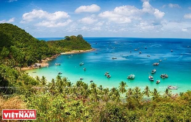 金瓯省开通与富国岛县的海洋旅游线路