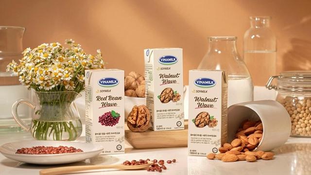Vinamilk乳制品打入韩国市场