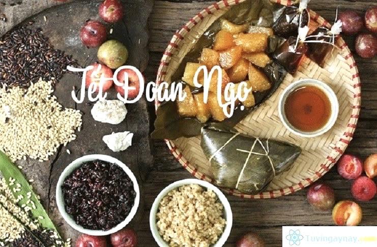越南人过端午节必不可少的美食