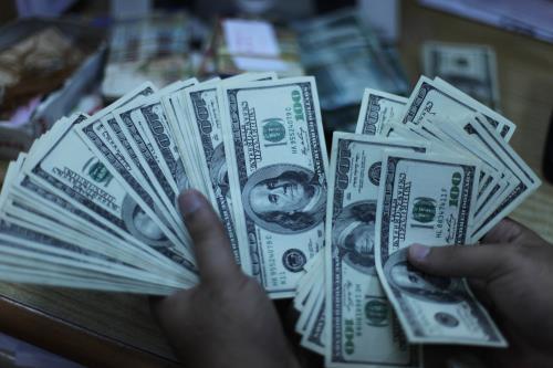 6月1日越盾对美元和人民币汇率