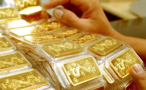 6月30日越南国内黄金价格超过4930万越盾