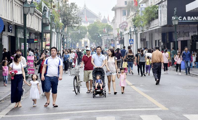 河内市力争2020年下半年接待国内游客1100万人次