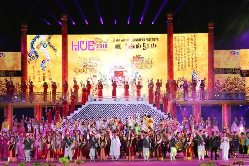 2020年顺化文化节:推崇传统和当代文化价值