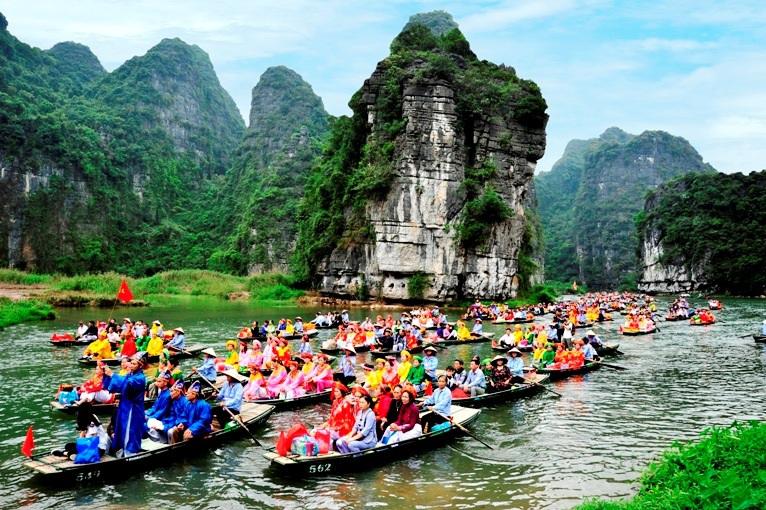 """2021年国家旅游年的主题为""""华闾—千年古都"""""""