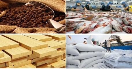 今年上半年农林渔业出口额达188亿美元
