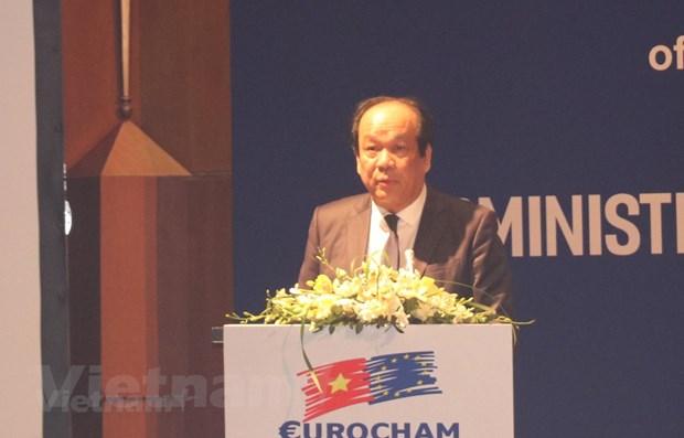 越南继续革新行政手续  保障EVFTA协议的有效实施