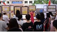 """""""黄沙长沙归属越南:历史证据和法理依据""""地图和资料展在山罗省举行"""