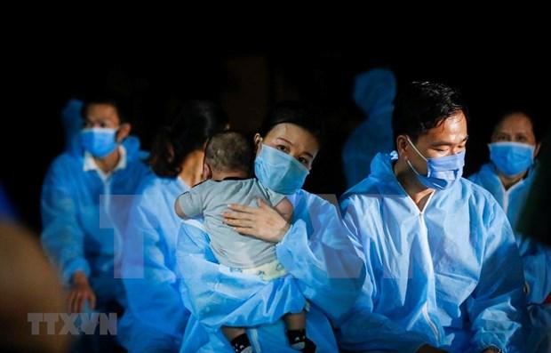 新冠肺炎疫情:越南连续79天无新增社区传染病例