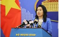 越南欢迎各国符合于国际法的涉东海问题立场