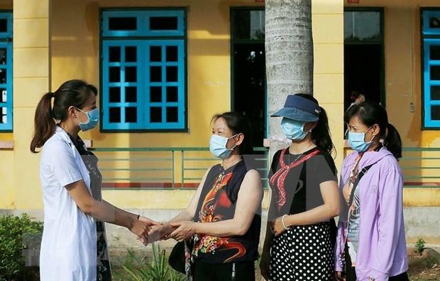 越南全国共有1.1万人正在接受集中隔离
