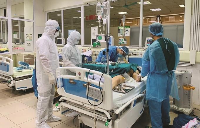 新冠肺炎疫情:越南仅剩15名确诊患者正在接受治疗