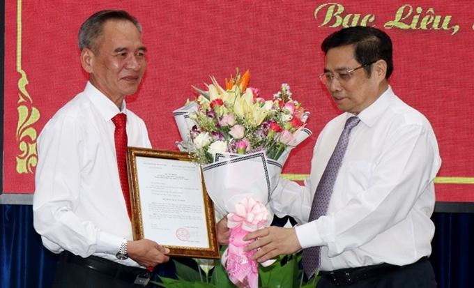 越共中央政治局任命越共中央组织部副部长