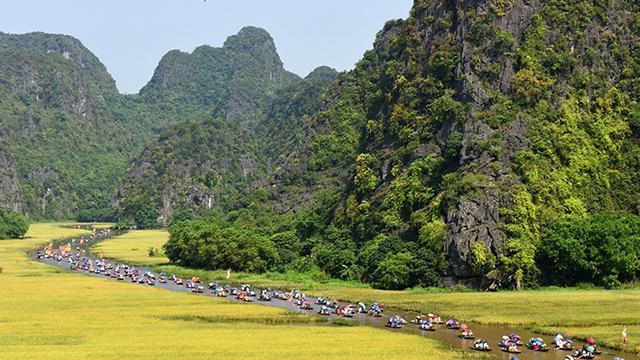 沙巴和宁平跻身亚洲14大最具吸引力旅游目的地行列