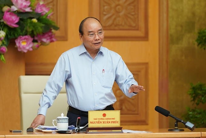 阮春福总理:尽己所能地实现最高增长目标