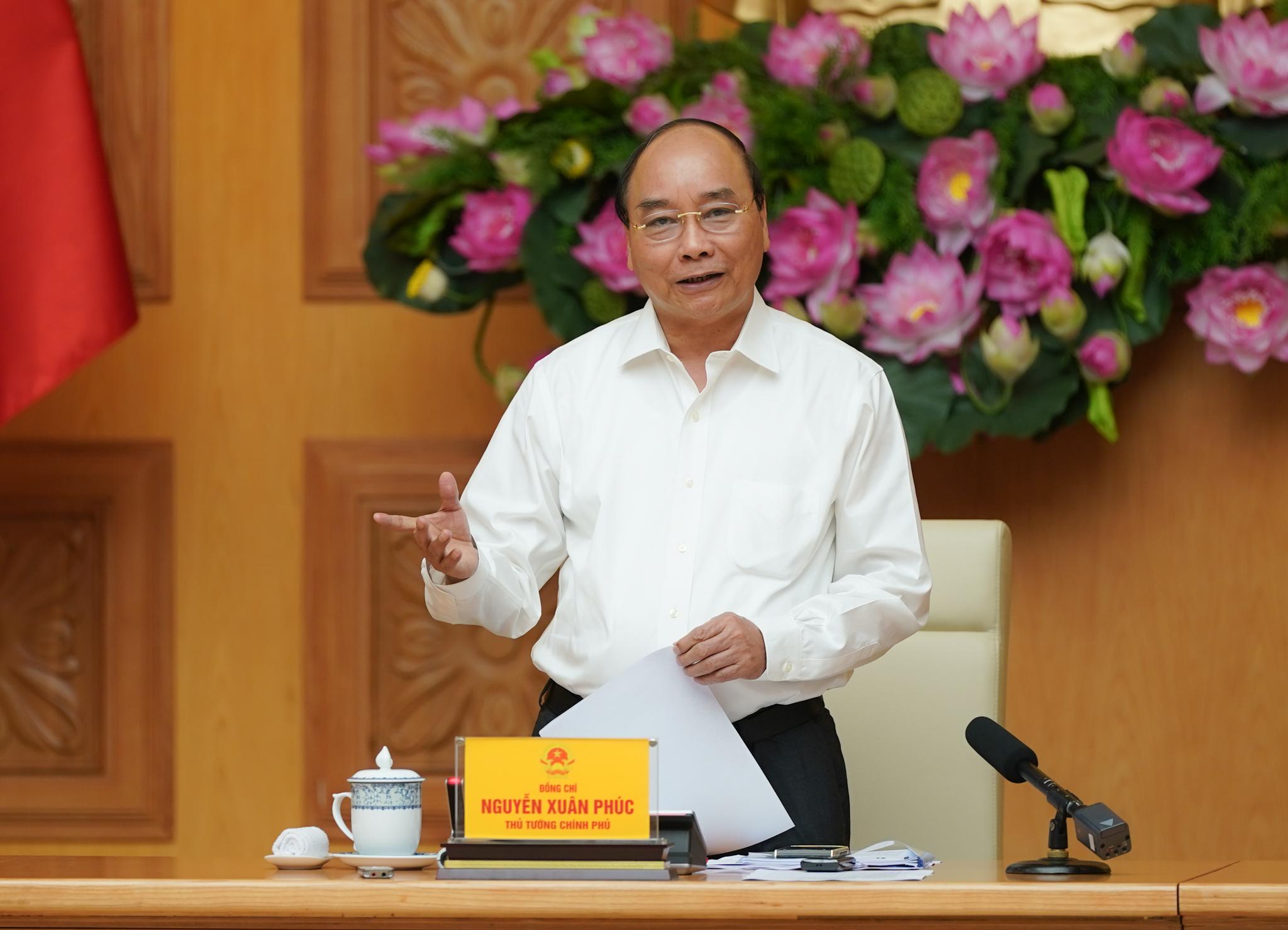 阮春福总理主持召开国家货币财政政策咨询理事会会议