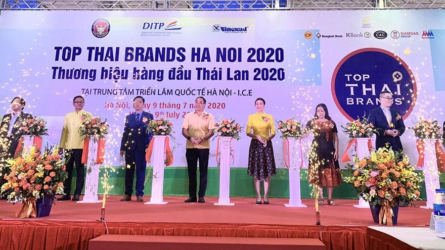 2020年泰国顶尖品牌展在河内开幕