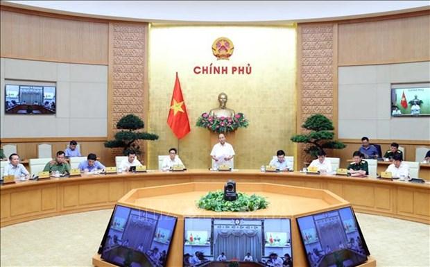 政府总理阮春福要求积极主动解决滞留海外的越南公民回国问题