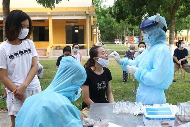 新冠肺炎疫情:越南新增一例境外输入性确诊病例