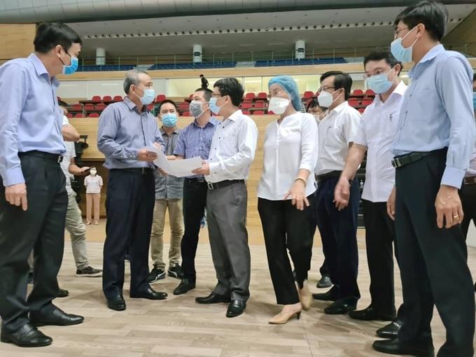 岘港市组建野战医院助力抗击疫情