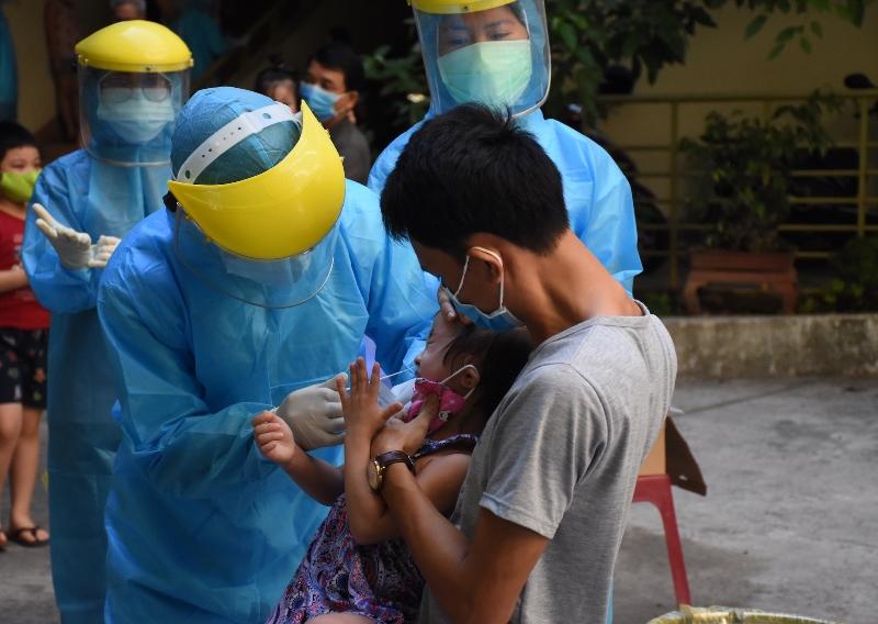 岘港市自8月12日0时继续实行社会隔离以防控疫情