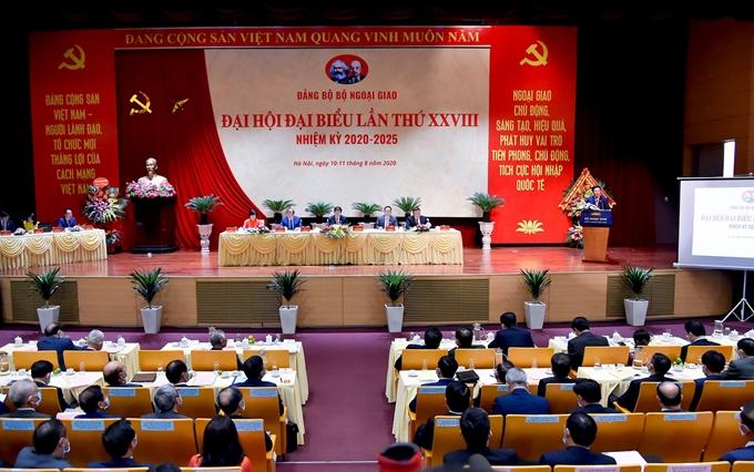 范平明副总理:发挥对外活动在保障和平稳定环境下的先锋作用