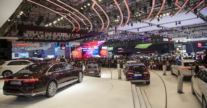 越南国内汽车市场保持复苏势头