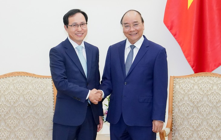 越南将为韩国投资商扩大在越投资力度打造便利条件
