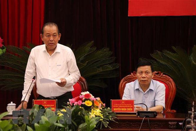 北宁省根据实际情况调整经济增长方案
