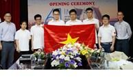 2020年第61届国际数学奥林匹克竞赛:越南参赛学生全部获奖