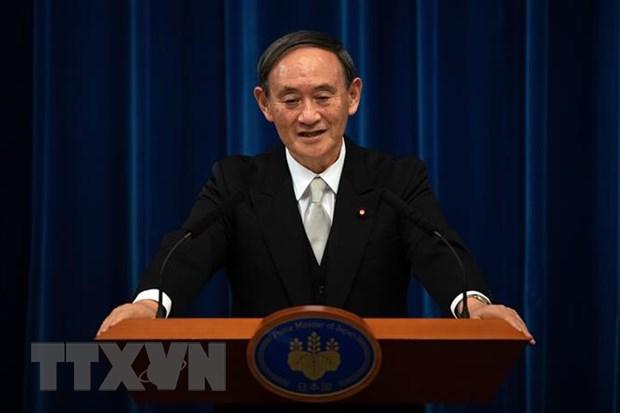 日本新任首相菅义伟拟于10月对越南进行正式访问