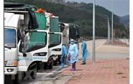 广宁省卡龙口岸拟于10月中旬恢复通关