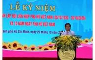 多项10·20越南妇女节庆祝活动举行